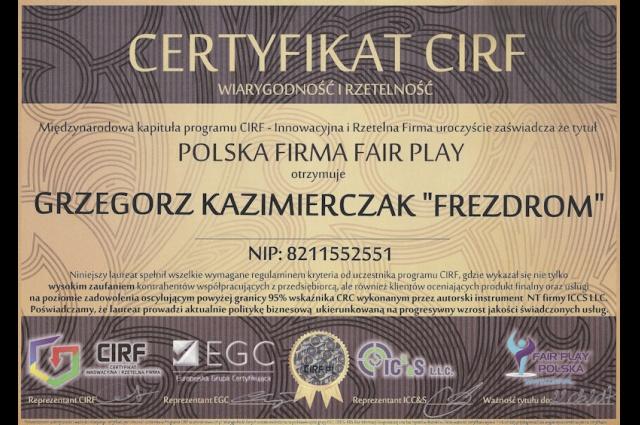 www.cirf.pl - <a href=http://www.cirf.pl/index.php/firmy-w-cirf/crc-fair-play/item/frezdrom-grzegorz-kazimierczak-2/ target=_blank>zobacz</a>
